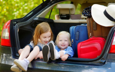 Are We Nearly There Yet? Travelling With Kids Made Easy