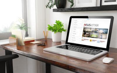 Three easy content ideas to kickstart your newsletter